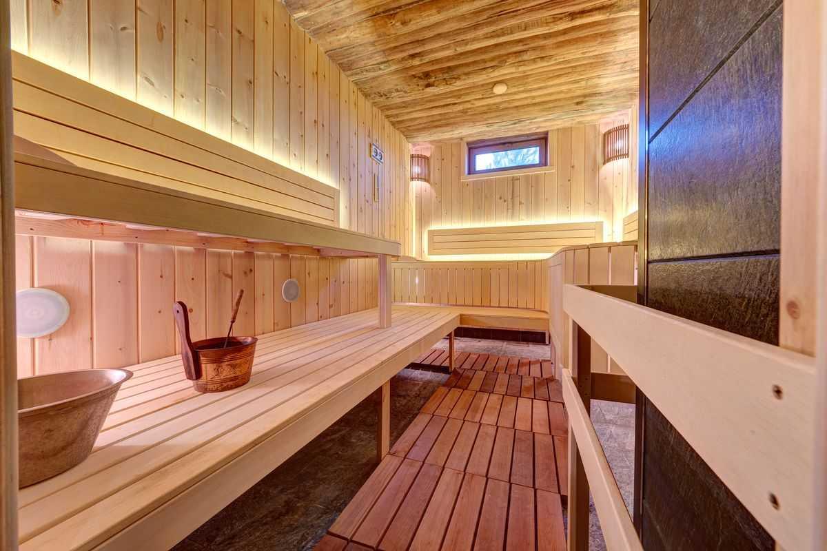 Фото готовой бани под ключ Осокорки