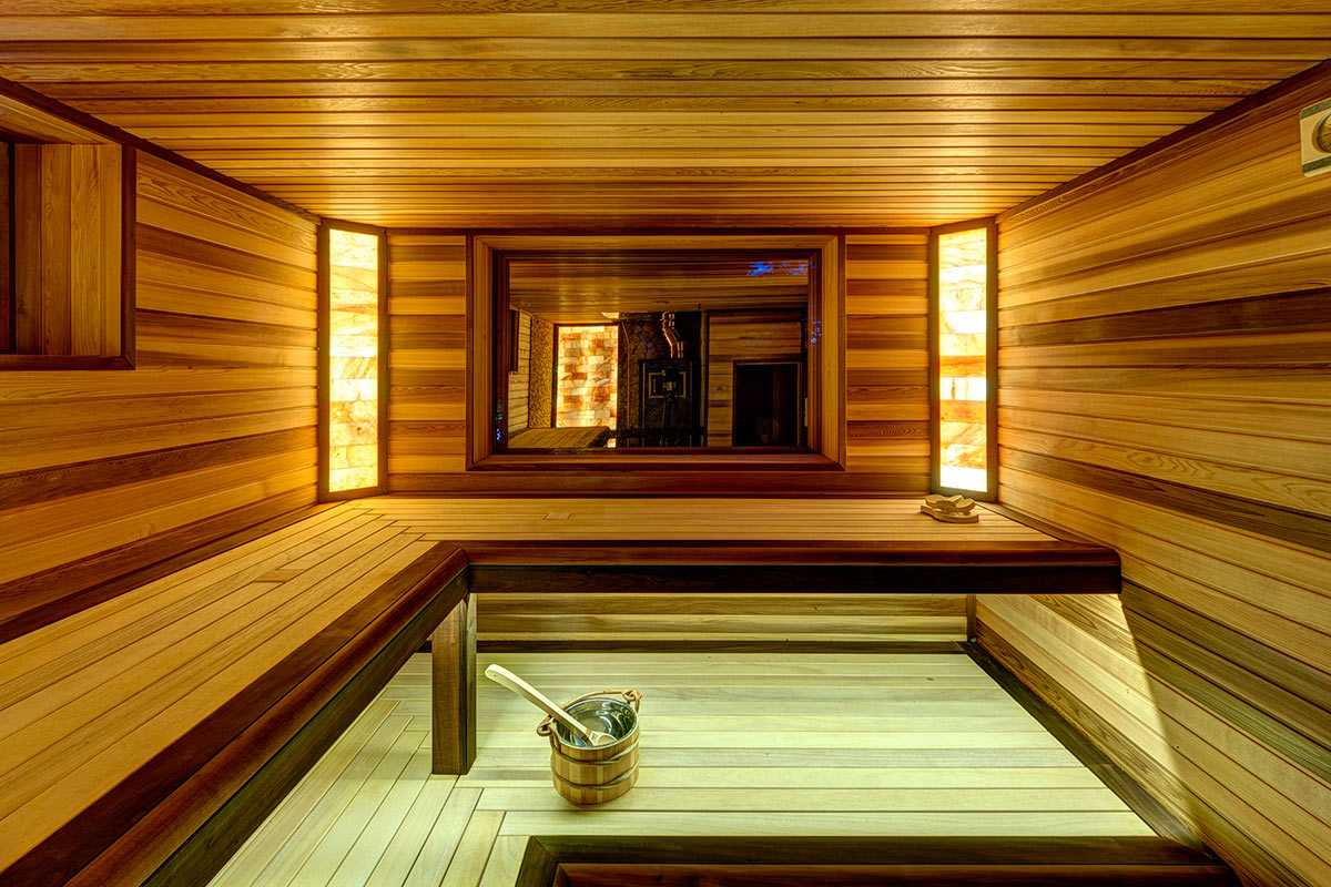Фото готовой русской бани под ключ в Забирье