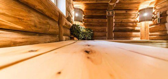Пол из террасной доски в бане: плюсы и минусы