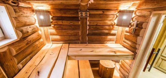 Особенности выбора светильника для бани
