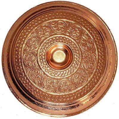 Чаша для омовения в турецкой бане медь