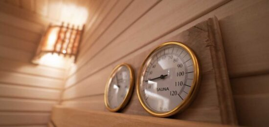Какой термометр для бани лучше?