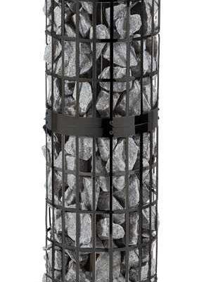 ЭЛЕКТРОКАМЕНКА HARVIA CILINDRO PC90E BLACK