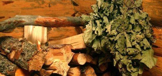 Какие дрова для бани лучше